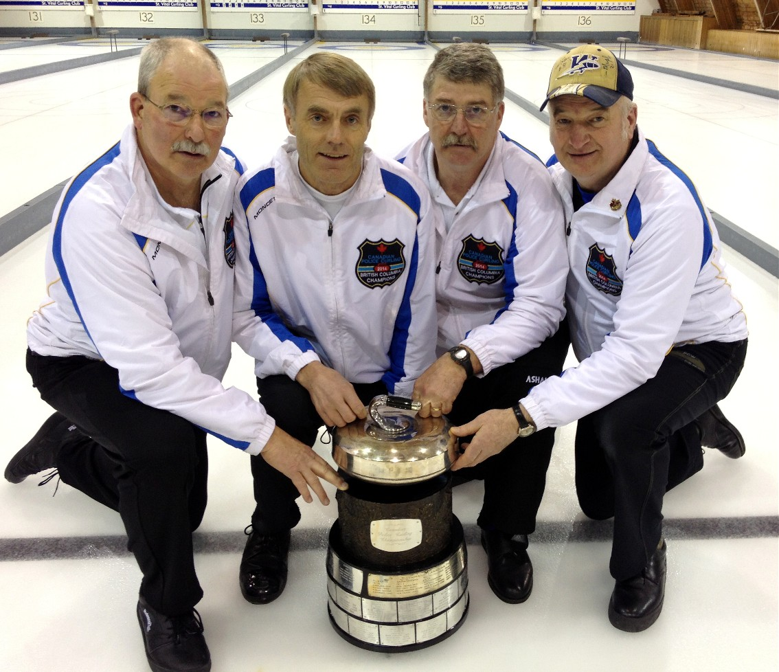 2014 Canadian Police Curling Champions